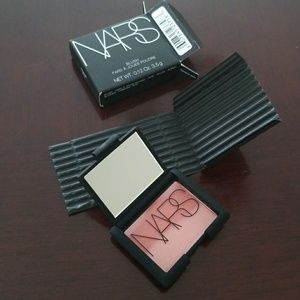 NARS mini blush mirrored compact NIB!